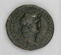 Ancients:Ancient Lots  , Ancients: Lot of two Roman Imperial AE.... (Total: 2 coins)