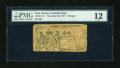 Colonial Notes:New Jersey, New Jersey November 20, 1757 £6 PMG Fine 12....