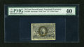 Fractional Currency:Second Issue, Fr. 1290 25¢ Second Issue PMG Extremely Fine 40....