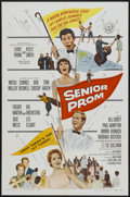 """Movie Posters:Musical, Senior Prom (Columbia, 1958). One Sheet (27"""" X 41""""). Musical...."""