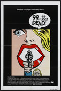 "Movie Posters:Crime, 99 and 44/100% Dead (20th Century Fox, 1974). One Sheet (27"" X 41"")Style A. Crime...."