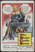 """Movie Posters:Comedy, The Monte Carlo Story (United Artists, 1957). One Sheet (27"""" X 41""""). Comedy...."""