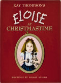Books:Children's Books, Kay Thompson. Eloise At Christmastime. New York: RandomHouse, 1958....