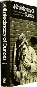 Books:First Editions, John Kennedy Toole. A Confederacy of Dunces. Baton Rouge:Louisiana State University Press, 1980....