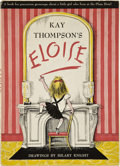 Books:Children's Books, Kay Thompson. Eloise, A Book For Precocious Grown Ups. NewYork: Simon and Schuster, 1955....