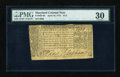 Colonial Notes:Maryland, Maryland April 10, 1774 $1/3 PMG Very Fine 30....