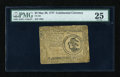 Colonial Notes:Continental Congress Issues, Continental Currency May 20, 1777 $3 PMG Very Fine 25....