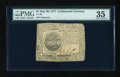 Colonial Notes:Continental Congress Issues, Continental Currency May 20, 1777 $7 PMG Choice Very Fine 35....