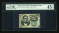 Fractional Currency:Fifth Issue, Fr. 1264 10c Fifth Issue PMG Choice Extremely Fine 45 EPQ....