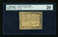 Colonial Notes:Maryland, Maryland August 14, 1776 $1 PMG Very Fine 20....