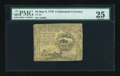 Colonial Notes:Continental Congress Issues, Continental Currency May 9, 1776 $4 PMG Very Fine 25....