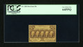 Fractional Currency:First Issue, Fr. 1282 25c First Issue PCGS Very Choice New 64PPQ....