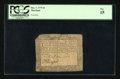 Colonial Notes:Maryland, Maryland December 7, 1775 $4 PCGS Fine 15....