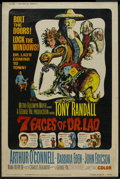 """Movie Posters:Fantasy, The 7 Faces of Dr. Lao (MGM, 1964). Poster (40"""" X 60""""). Fantasy...."""