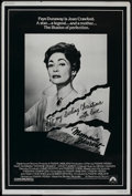 "Movie Posters:Cult Classic, Mommie Dearest (Paramount, 1981). Poster (40"" X 60""). CultClassic...."