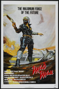 "Movie Posters:Science Fiction, Mad Max (American International, 1980). One Sheet (27"" X 41"").Science Fiction...."