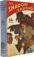 Books:Hardcover, Maxwell Grant - The Shadow Laughs (Street and Smith, 1931)....
