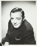 Movie/TV Memorabilia:Autographs and Signed Items, Peter Lorre Signed Photo....