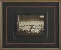 Baseball Collectibles:Photos, 1903 Chicago Cubs Team Photograph....