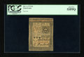 Colonial Notes:Pennsylvania, Pennsylvania October 1, 1773 15s PCGS About New 53PPQ....