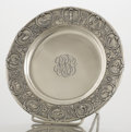 Silver Holloware, American:Plates, AN AMERICAN SILVER CHILD'S PLATE. Gorham Manufacturing Co., Providence, Rhode Island, 1910. Marks: (lion-anchor-G), STERLI...