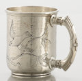 Silver & Vertu:Hollowware, AN AMERICAN SILVER CHILD'S CUP. George W. Shiebler & Co., New York, New York, circa 1890. Marks: (winged S), STERLING, 315...
