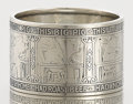 Silver Holloware, American:Napkin Rings, AN AMERICAN SILVER NAPKIN RING. Wm. B. Kerr & Co., Newark, NewJersey, circa 1900. Marks: (ax), STERLING, 1569. 1-7/8 in...