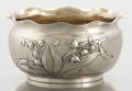 Silver & Vertu:Hollowware, AN AMERICAN SILVER AND SILVER GILT BOWL. George W. Shiebler & Co., New York, New York, circa 1880. Marks: (winged S), STER...