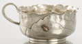 Silver Holloware, American:Bowls, AN AMERICAN SILVER AND MIXED METAL BOWL. George W. Shiebler &Co., New York, New York, circa 1880. Marks: (winged S),STER...