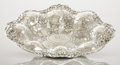 Silver Holloware, American:Bowls, AN AMERICAN SILVER BREAD DISH. Gorham Manufacturing Co.,Providence, Rhode Island, 1917. Marks: (lion-anchor-G),STERLING,...