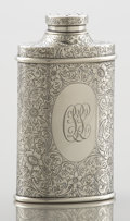 Silver Holloware, American:Other , AN AMERICAN SILVER TALC BOTTLE. Tiffany & Co., New York, NewYork, circa 1905. Marks: TIFFANY & CO., 16388 MAKERS 4576,ST...