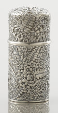 Silver Holloware, American:Other , AN AMERICAN SILVER TOILET BOTTLE. Tiffany & Co., New York, NewYork, circa 1881. Marks: TIFFANY & CO., 6651 T 4112,STERLI...