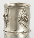 Silver Holloware, American:Napkin Rings, AN AMERICAN SILVER NAPKIN RING . George W. Shiebler & Co., NewYork, New York, circa 1920. Marks: (winged S), STERLING,87...
