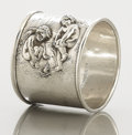 Silver Holloware, American:Napkin Rings, AN AMERICAN SILVER NAPKIN RING . Unger Brothers, Newark, NewJersey, circa 1890. Marks: (interlaced UB), STERLING, 925FIN...