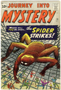 Silver Age (1956-1969):Mystery, Journey Into Mystery #73 (Marvel, 1961) Condition: VG+....