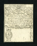 Colonial Notes:Rhode Island, Rhode Island August 22, 1738 Cohen Reprint 10s Choice About New....