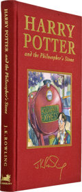 Books:Signed Editions, J. K. Rowling. Harry Potter and the Philosopher's Stone. [London:] Bloomsbury, [1999]....