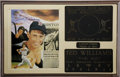 Baseball Collectibles:Others, Ted Williams Signed Photo Plaque. ...