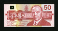Canadian Currency: , BC-59dA $50 1988.. ...