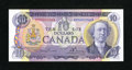 Canadian Currency: , BC-49c $10 1971.. ...