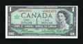 Canadian Currency: , BC-45bA-i $1 1967 Replacement.. ...