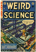 Golden Age (1938-1955):Science Fiction, Weird Science #20 (EC, 1953) Condition: FN+....