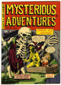 Golden Age (1938-1955):Horror, Mysterious Adventures #6 (Story Comics, 1952) Condition: FN/VF....