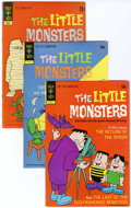 Bronze Age (1970-1979):Humor, Little Monsters File Copy Short Box Lot (Gold Key, 1972-77) Condition: Average VF/NM....