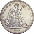 Patterns, 1839 P$1 Name Omitted, Judd-105 Restrike, Pollock-117, Low R.7,PR65 NGC....