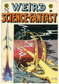 Golden Age (1938-1955):Science Fiction, Weird Science-Fantasy #28 (EC, 1955) Condition: FN/VF....