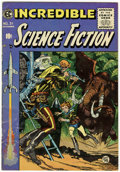 Golden Age (1938-1955):Science Fiction, Incredible Science Fiction #31 (EC, 1955) Condition: VG+....