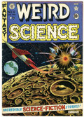 Golden Age (1938-1955):Science Fiction, Weird Science #11 (EC, 1952) Condition: VG+....