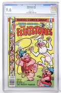Bronze Age (1970-1979):Cartoon Character, The Flintstones #8 (Marvel, 1978) CGC NM+ 9.6 White pages....