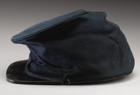 """Union Private Joab Bishop's """"Bummer's Cap"""" of the 23rd Missouri, Photograph, Diary and Notebooks from the Civi..."""